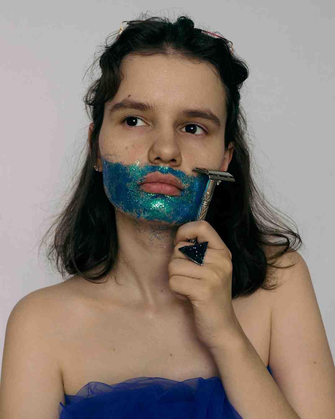 Como se depilar com condicionador?