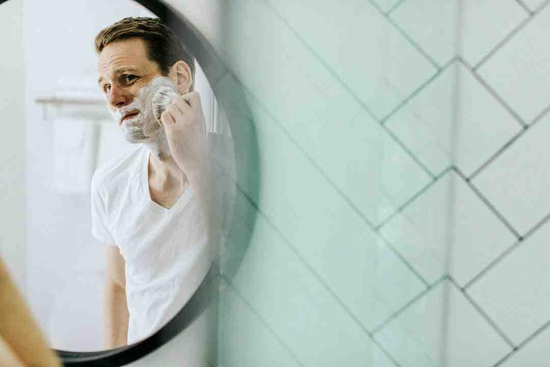 O que passar Pós-barba caseiro?