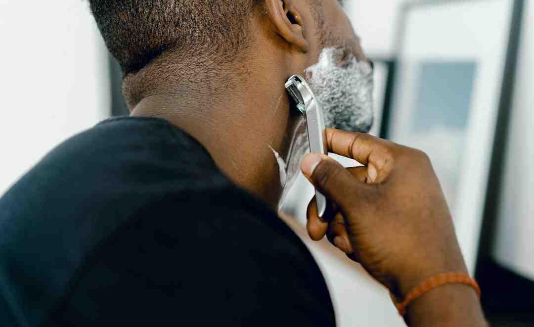 Quanto custa uma espuma de barbear?