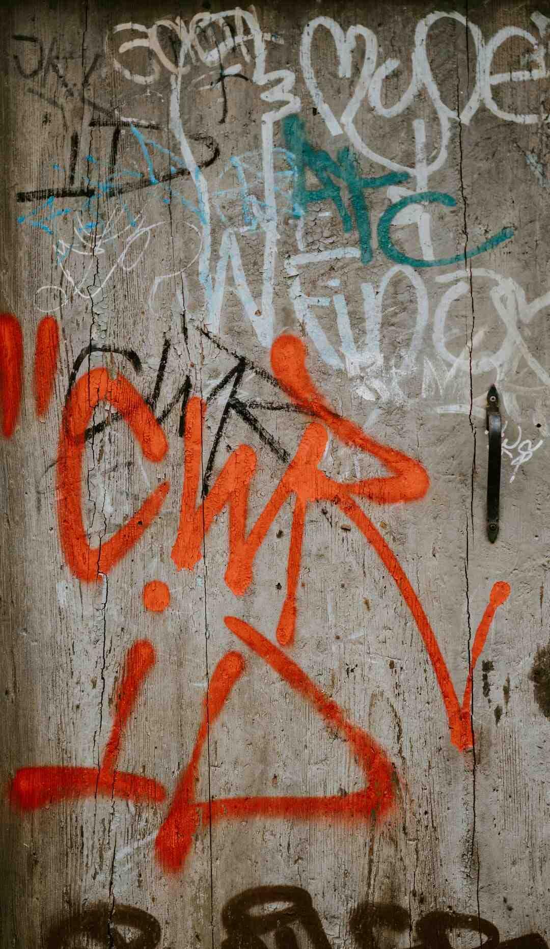 O que é um Bomb Graffiti?