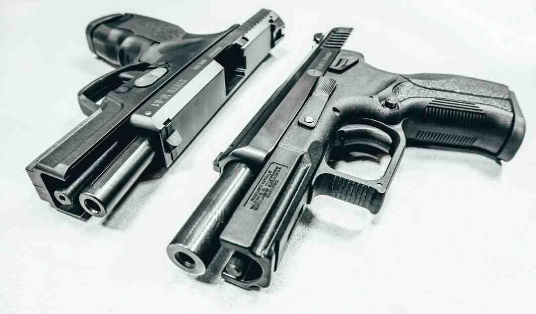 Qual é o calibre da pistola 7 65?